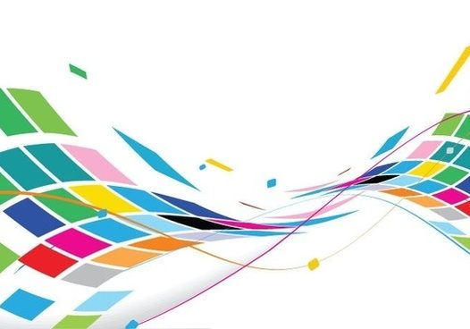 abstract_wavy_design_colorful_background_vector_148010